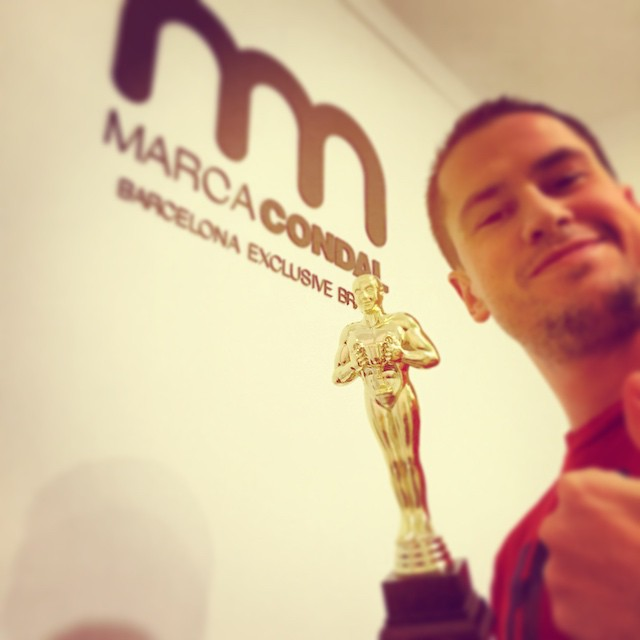 And the Oscars goes to.... #fiestahollywood #eventosvip #eventplanner #eventosbarcelona #eventos